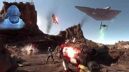 Star Wars Battlefront is going to blow your mind up like the Death Star!