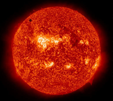 The Sun's Surface temperature is 5,778 K