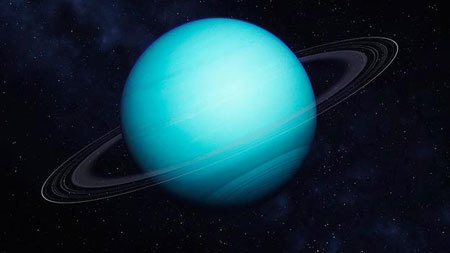 Planet Overview - Uranus