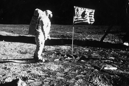 Neil Armstrong was the first person to walk on the moon