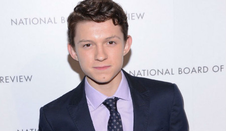Tom Holland is Marvel's New Spiderman!