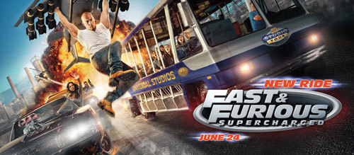 Rev your engines…it's more than a movie…it's now a ride!