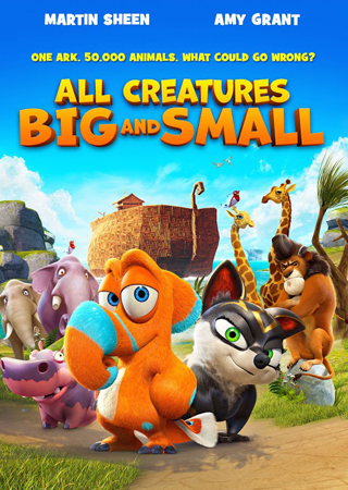 All Creatures Big and Small Poster