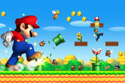 Preview super mario bros pre