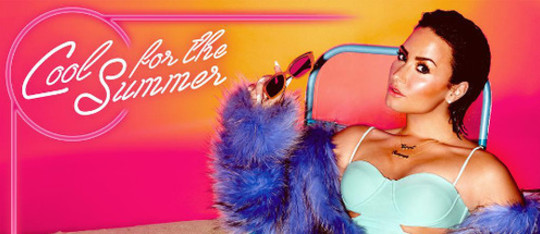 Feature demi lovato cool summer feature