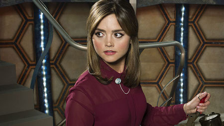 Jenna Coleman's Clara is different this coming season