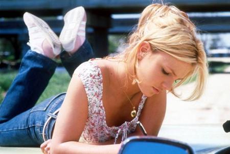 Britney Spears in Crossroads