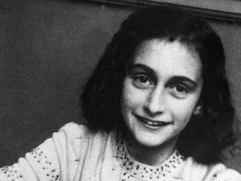 Get inspired by Anne Frank's amazing attitude towards life
