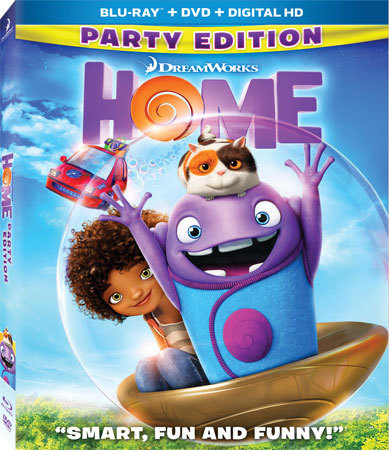 Party Edition HOME Blu-ray