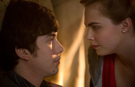 Can Quentin (Nat) get lucky with Margo (Cara)?