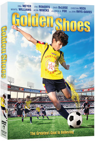 Golden Shoes DVD