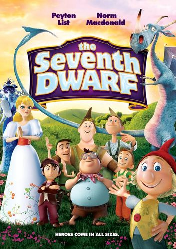 The Seven Dwarfs Poster