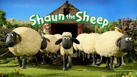 Shaun the Sheep TV Show