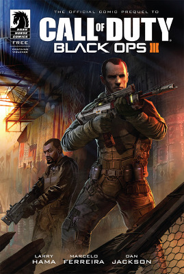 Black Ops III is getting a prequel comic
