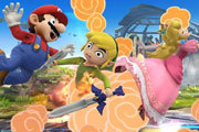 Preview super smash bros pre