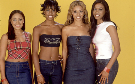 Destiny's Child started with 4 or 5 members
