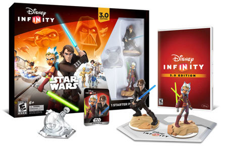 Save your pennies because Disney Infinity Star Wars is coming!