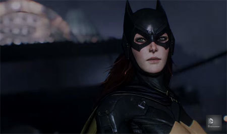 Play as Batgirl in the new Arkham Knight DLC