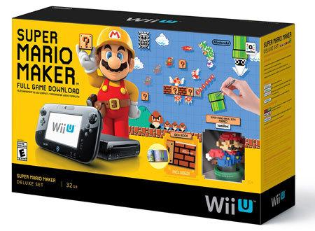 Super Mario Maker Deluxe Set