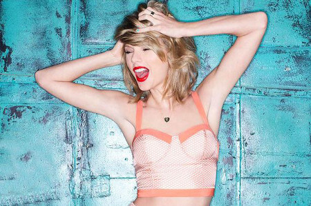 1989 marked Taylor's official entry into pop
