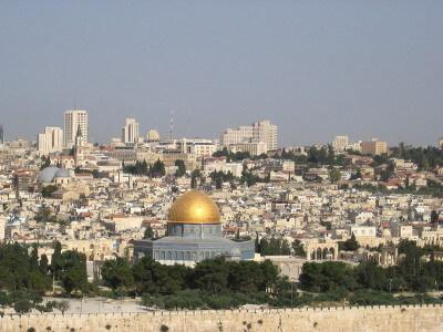 Holy City Jerusalem