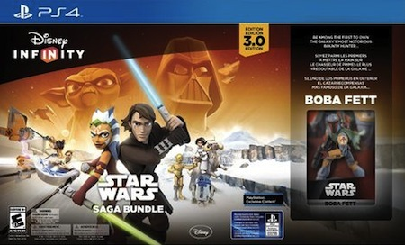 A Special PlayStation Bundle will be available that includes a Boba Fett figure.