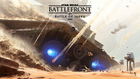 Get clues to the big film in the Battle of Jakku this December!