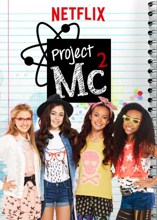 Project Mc2 Poster