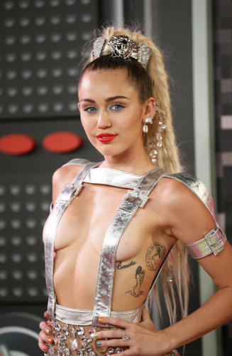 Seriously what planet is Miley from!?