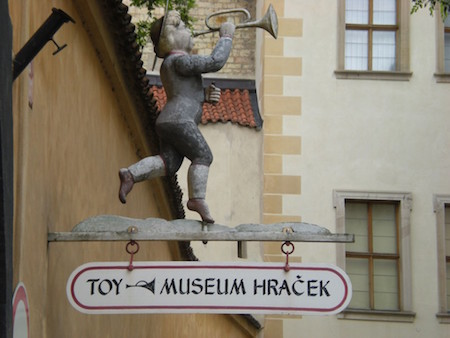 Prague's Toy Museum celebrates the joy of play!