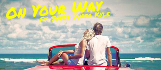 Feature austin mahone on your way cover feature
