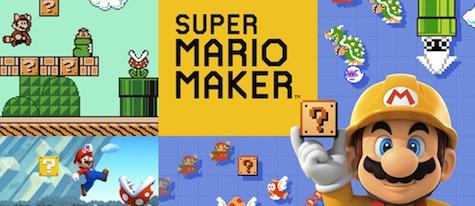 Super Mario Maker arrives September 11th!