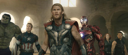 Can the Avengers save humanity?