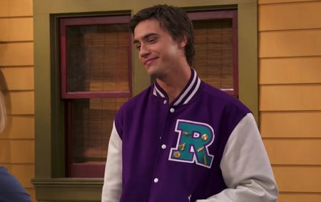 Ryan as Diggie on Liv and Maddie