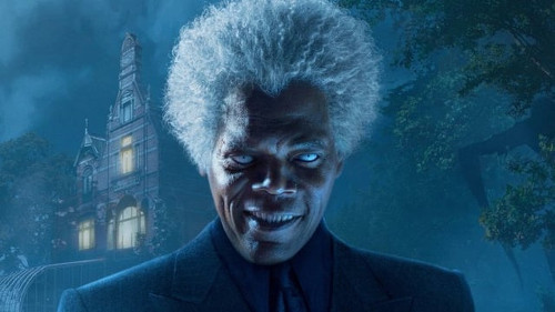 Samuel L. Jackson as the creepy Barron