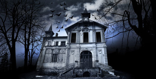 How to Make a Haunted House