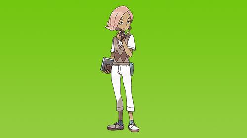 An expert in Normal type Pokémon.