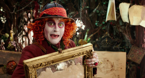 Can Hatter ever best Red Queen?