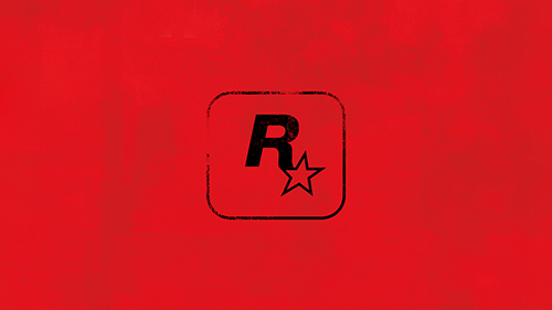 Rockstar's simple logo set the internet ablaze.