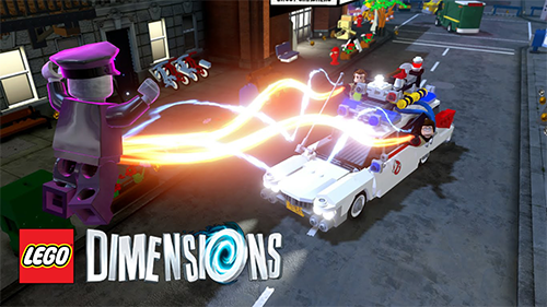 Ghostbuster's add-on to LEGO Dimensions, which you get a taste of in the main game.