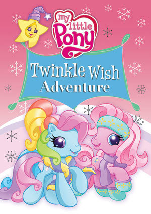 My Little Pony Twinkle Wish Adventure DVD