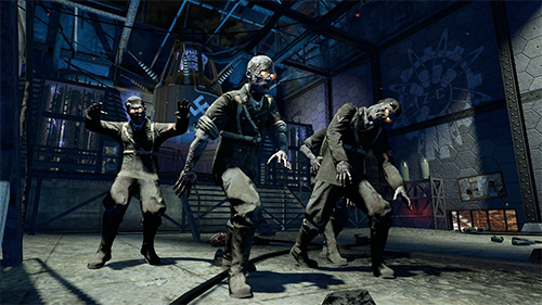 Call of Duty's extremely popular Zombies mode.