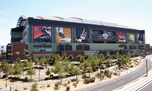Sports Venues - Chase Field