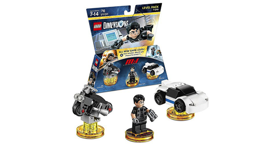 Lego Dimensions: Mission Impossible Box Contents