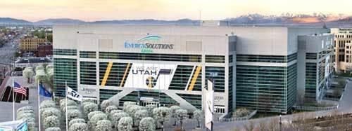 Sports Venues - EnergySolutions Arena