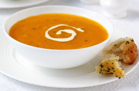 There are so many yummy types of soup!