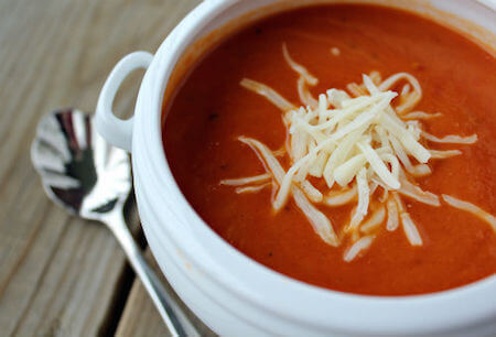 A bowl of soup can really warm up your January.