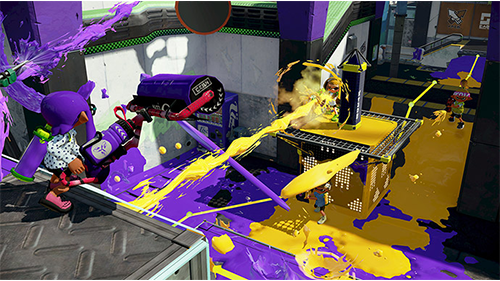 Splatoon is one of the few Wii U games to strike gold.