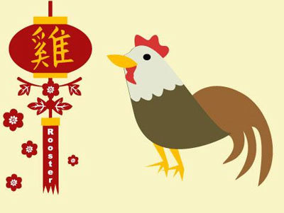 Chinese Zodiac Year of The Rooster