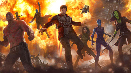 The Guardians of The Galaxy would translate excellently to a Telltale adventure.